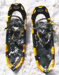 Snowshoeing-snowshoes