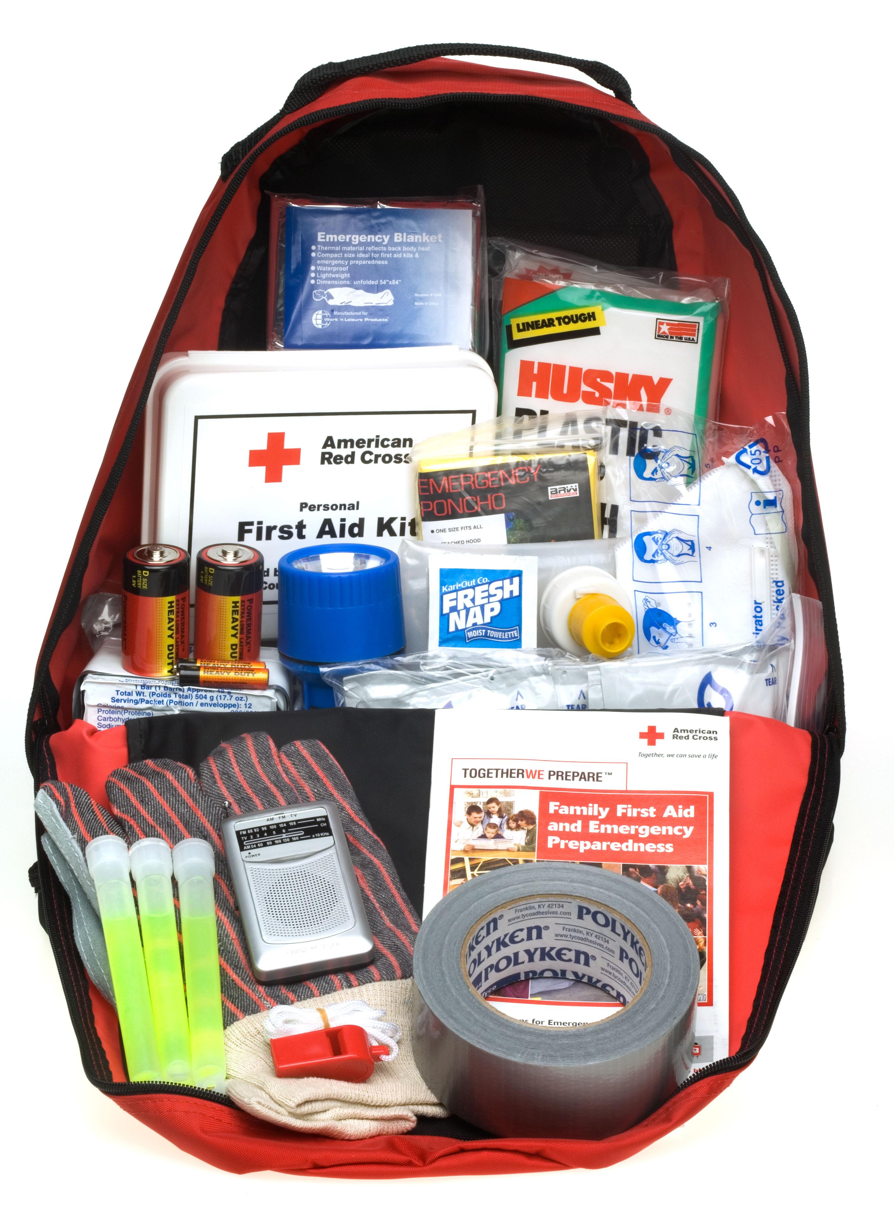 Preparing A Home Emergency Kit